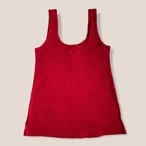 Lole Tank Size S Red/Pink
